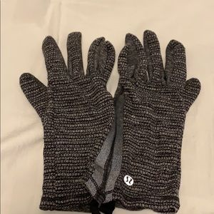 Lululemon running gloves